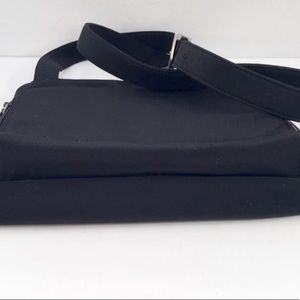 HOBO Bags - Hobo International Black Nylon Crossbody Organizer